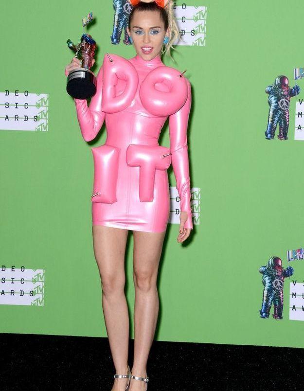 Miley Cyrus, après le show