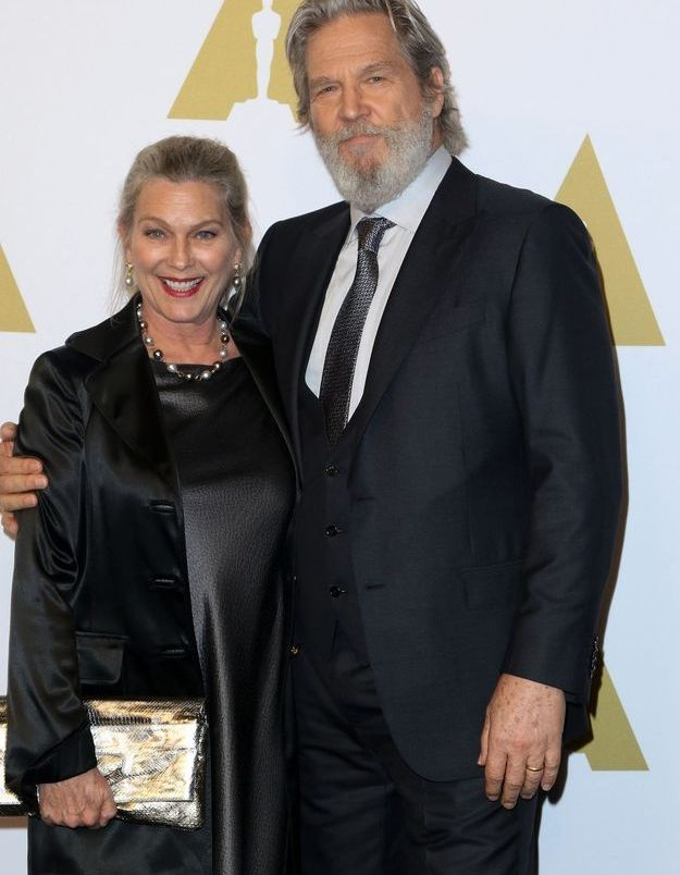 Jeff et Susan Bridges
