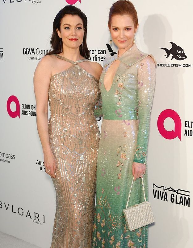 Bellamy Young et Darby Stanchfield