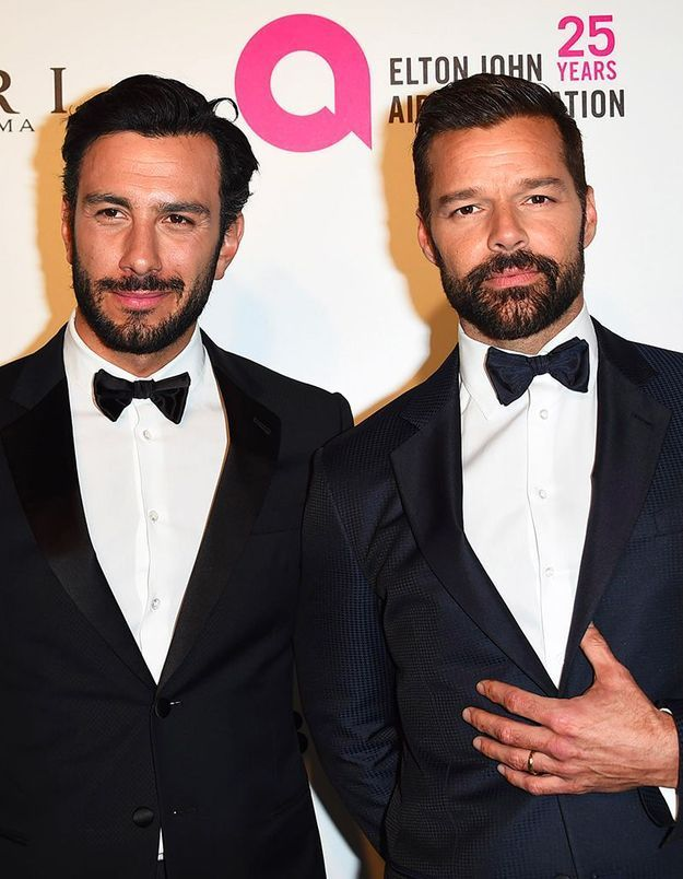 Ricky Martin et Jwad Yosef