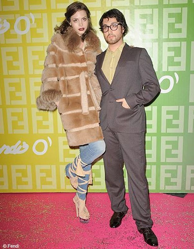 Sean Lennon et Kemp Muhl