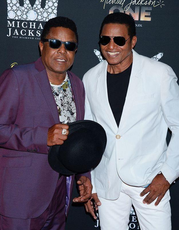 Tito et Jackie Jackson