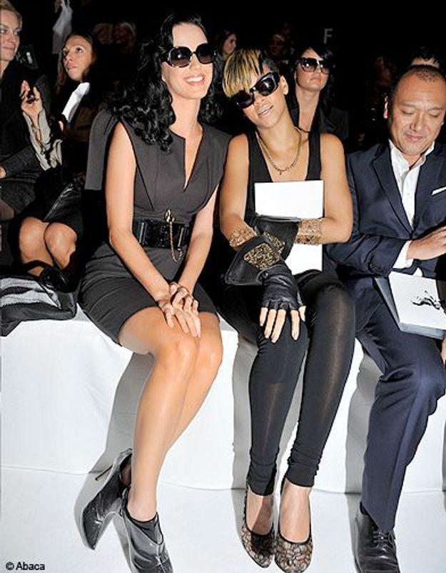 Katy Perry  et Rihanna