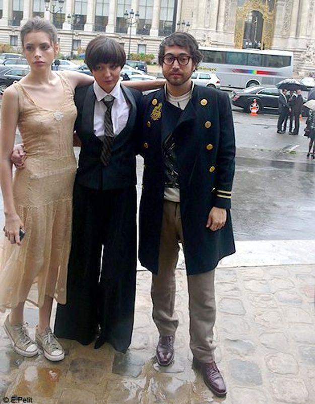 Sean Lennon et Irina Lazareanu