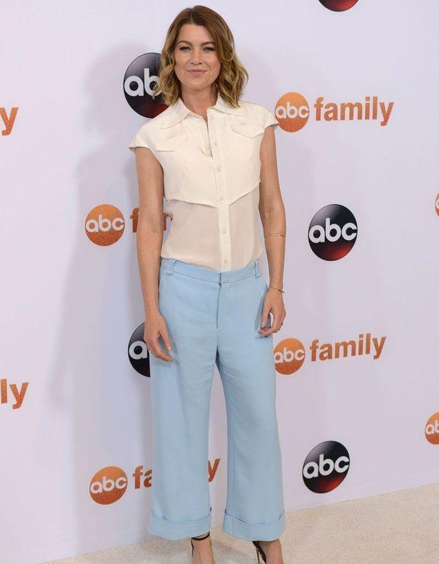 Ellen Pompeo (Grey's Anatomy)