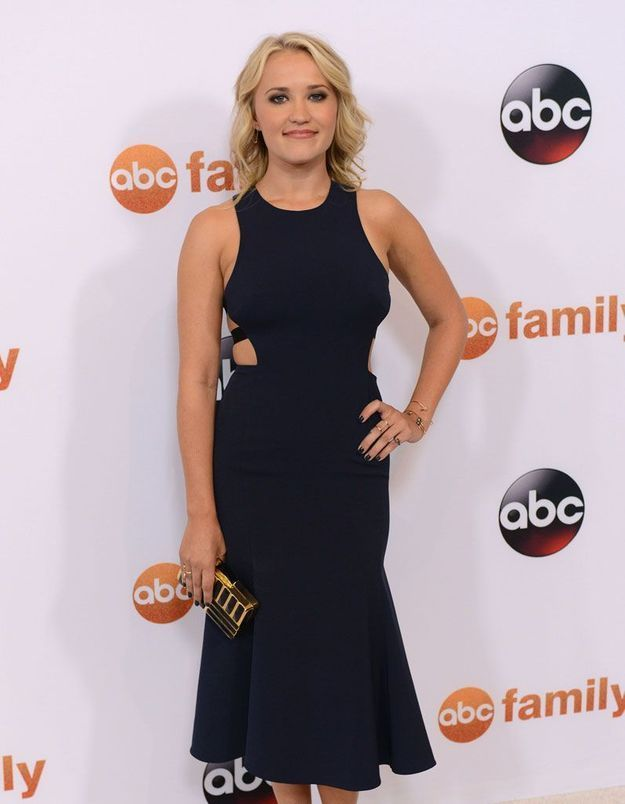 Emily Osment (Young & Hungry)