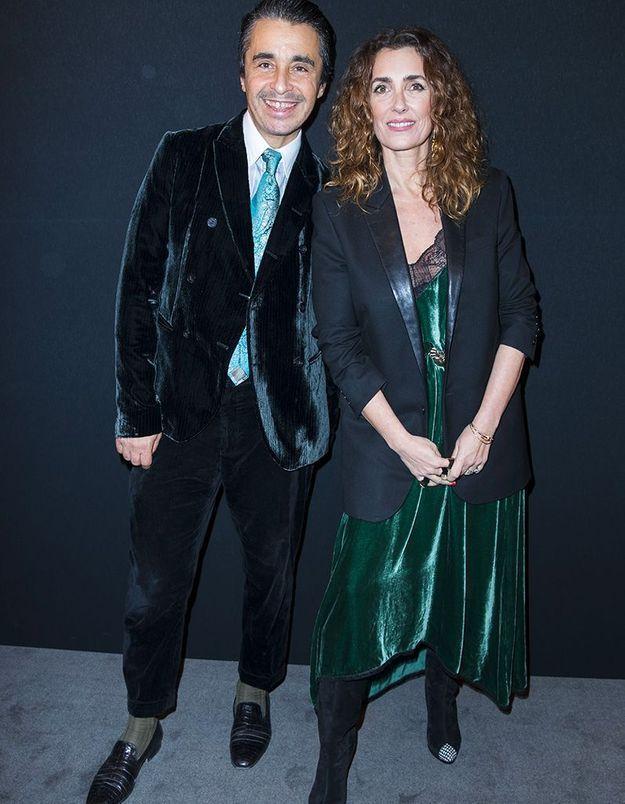 Ariel Wizman et Mademoiselle Agnès