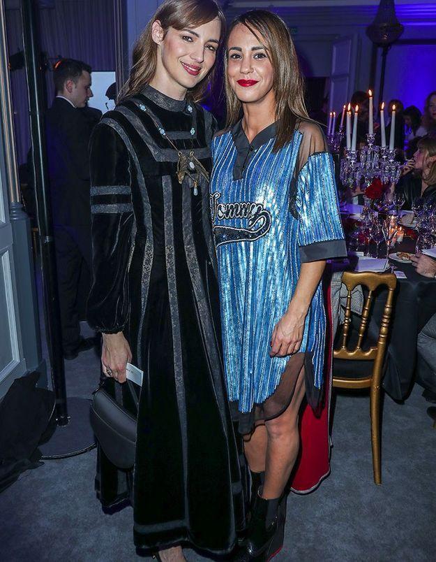 Louise Bourgoin et Alice Belaïdi
