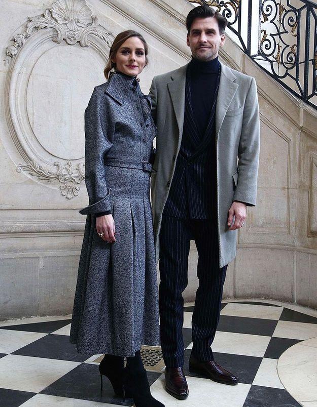 Olivia Palermo et Johannes Huebl