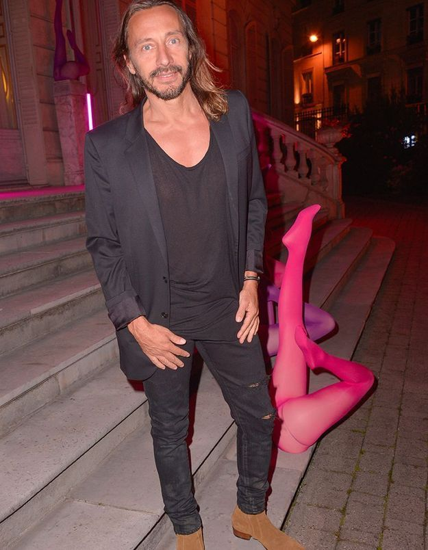 Bob Sinclar à la Scandal Party de Jean Paul Gaultier