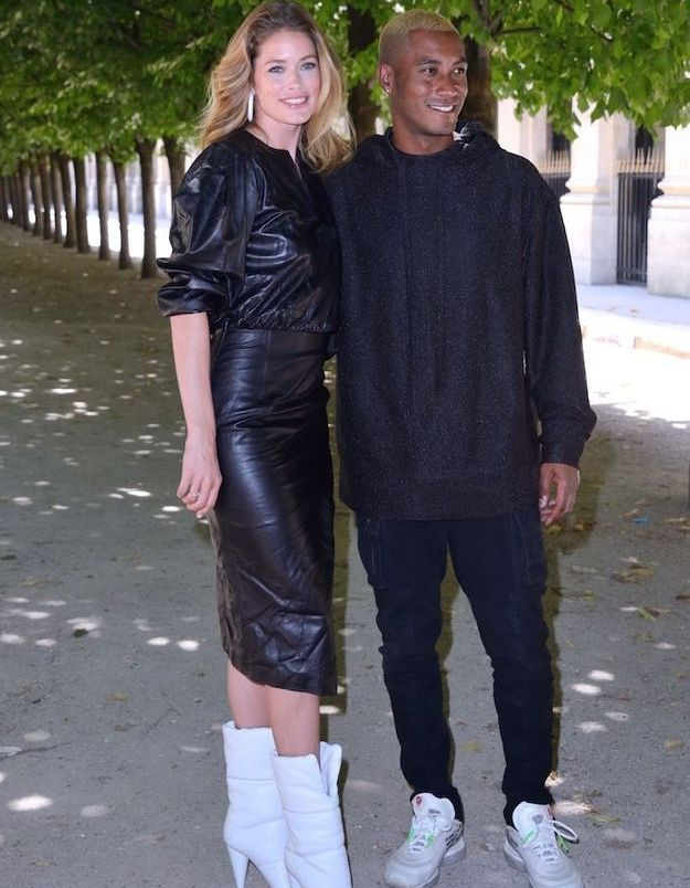 Doutzen Kroes et son mari Sunnery James