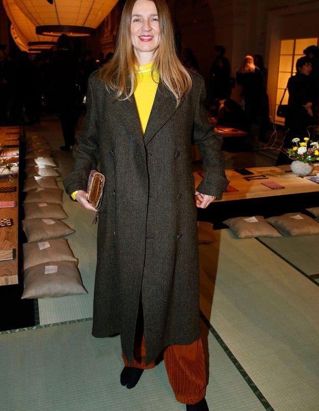 Karla Otto au défilé H&M Studio