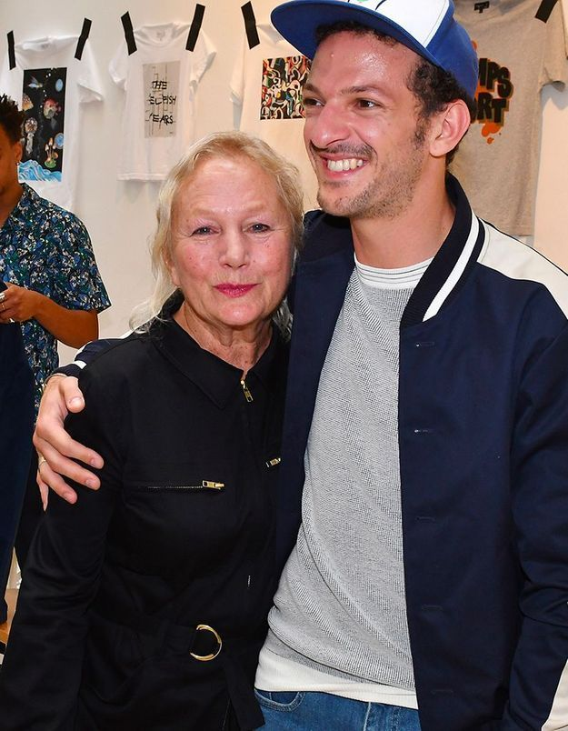 Vincent Dedienne et Agnès b.