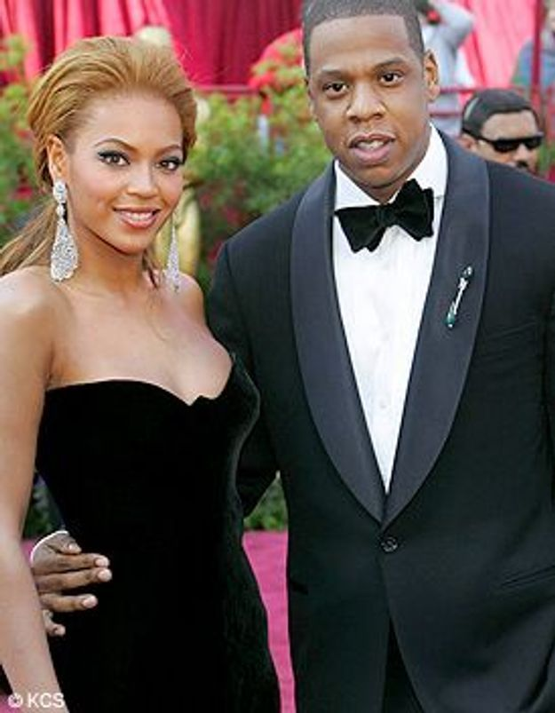 Beyonce et Jay-Z, just married ?