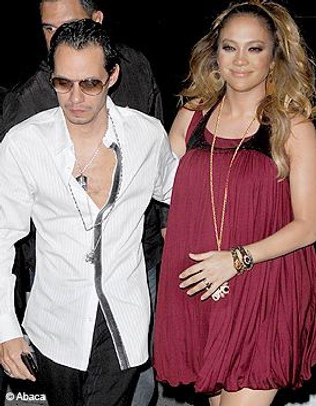 Jennifer Lopez est-elle enceinte ?