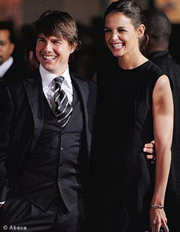 Katie Holmes a-t-elle quitté Tom Cruise ?