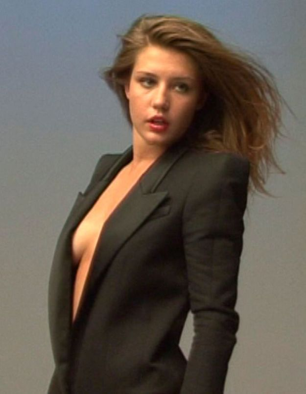 Adèle Exarchopoulos : sexy cover-girl pour ELLE