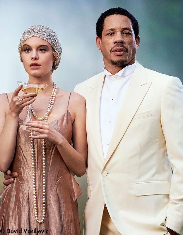 JoeyStarr dans la peau de Gatsby le Magnifique : le making-of
