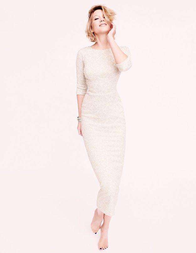Léa Seydoux pose pour ELLE : le making-of