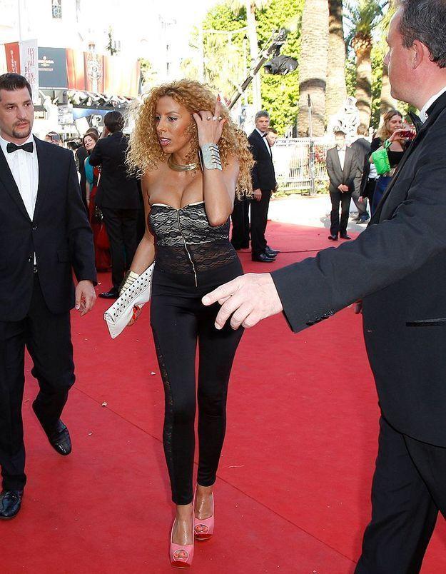 Cannes 2013 : Afida Turner virée du tapis rouge ?