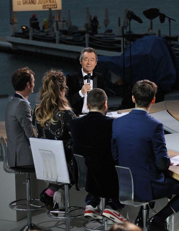 Cannes 2013 : Le Grand Journal interrompu pour coups de feu ?
