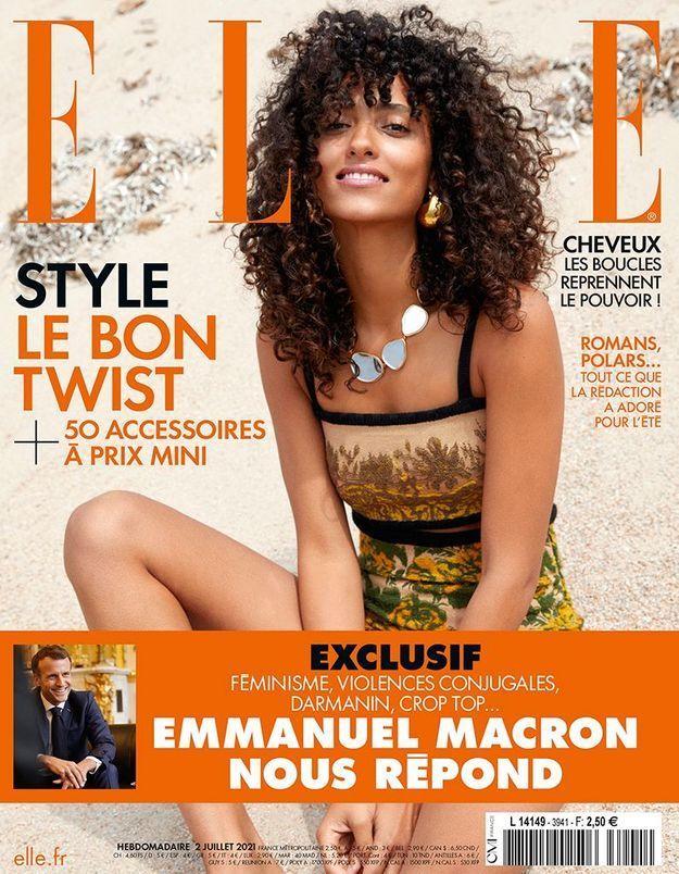 L'édito de ELLE : « Macron et les féminismes »