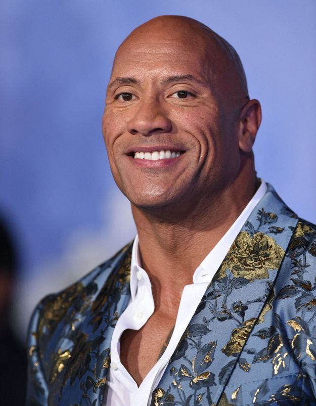 L'édito de ELLE : The Rock président ?