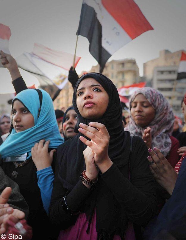 """Egypte : """"tout le monde peut être inquiet : les hommes et les femmes"""""""