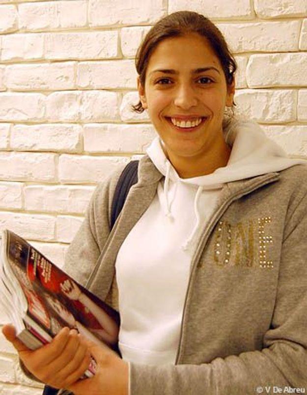 Enass Bannoura : « Les femmes journalistes sont une minorité en Palestine. »