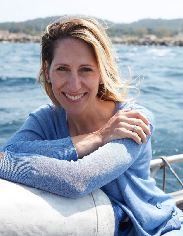 L'interview océan de Maud Fontenoy
