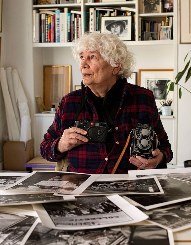 La photographe du MLF, mémoire vivante du féminisme