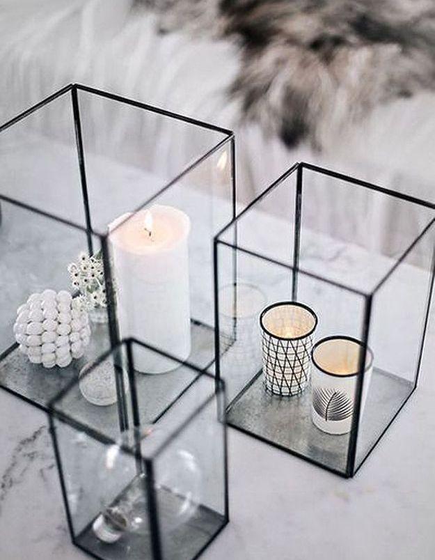 En novembre, on illumine son intérieur de bougies