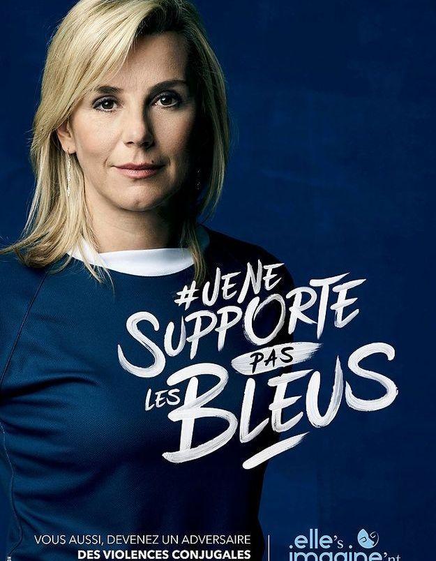 Mai 2016 - Laurence Ferrari : « Je ne supporte pas les Bleus. »
