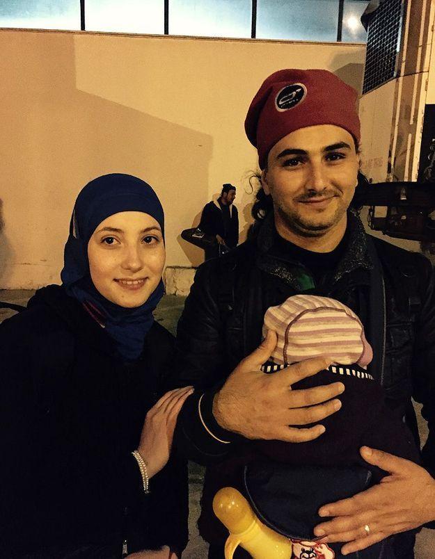 Les amoureux d'Alep