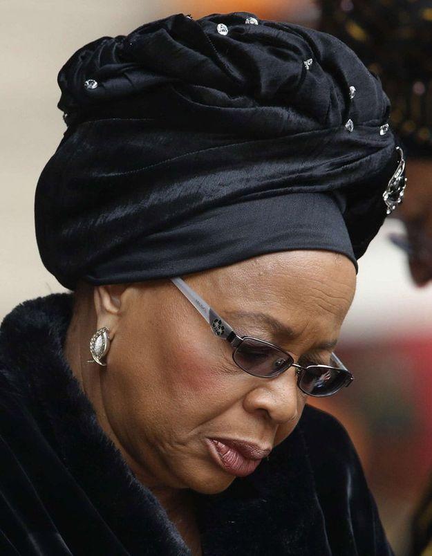 La tristesse de Graça Machel