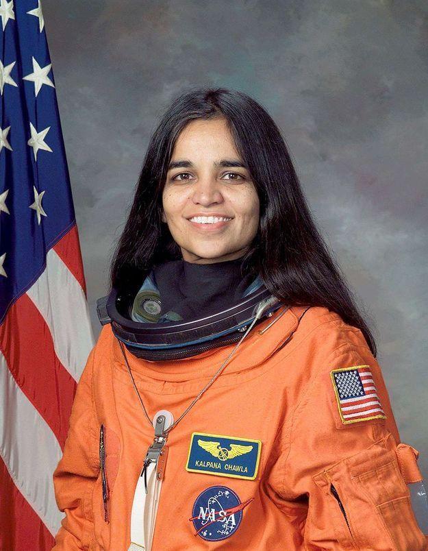 Kalpana Chawla, une chanson en son honneur
