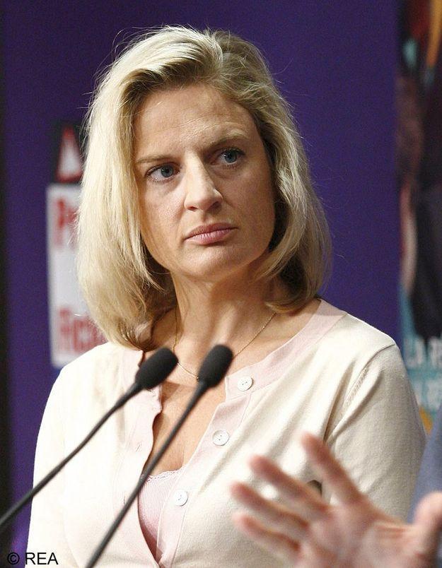 Valérie Debord, la « grognarde »