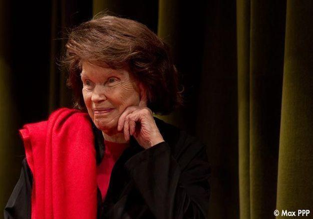 Danielle Mitterrand en octobre 2011