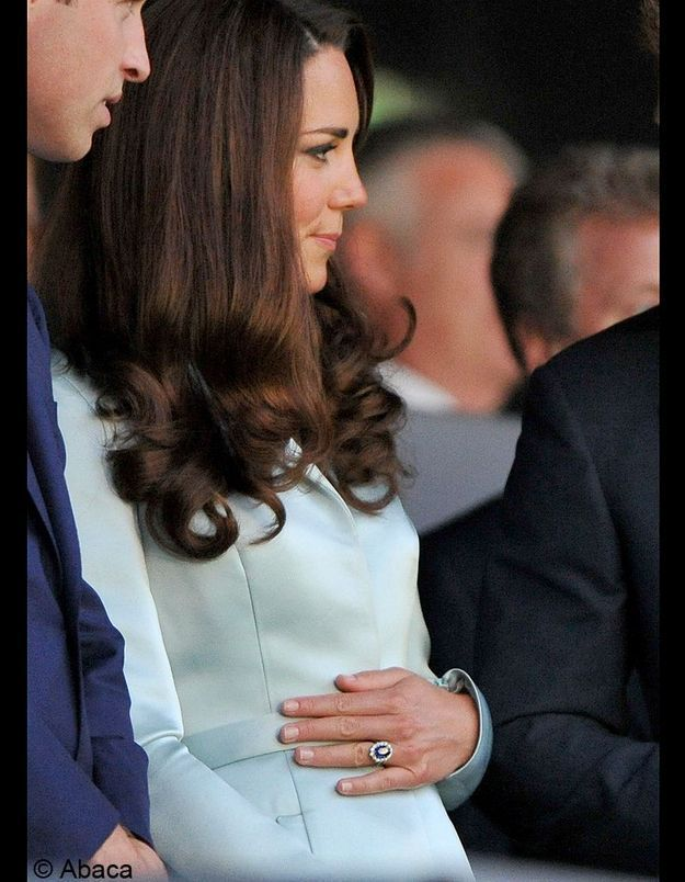 Kate Middleton pour sa grossesse tant attendue