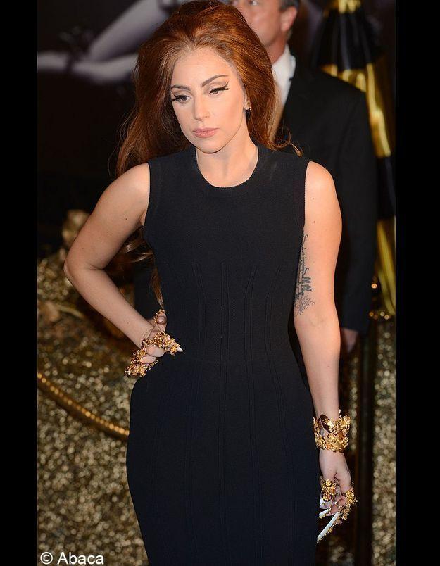 Lady Gaga pour son engagement en faveur du mariage gay