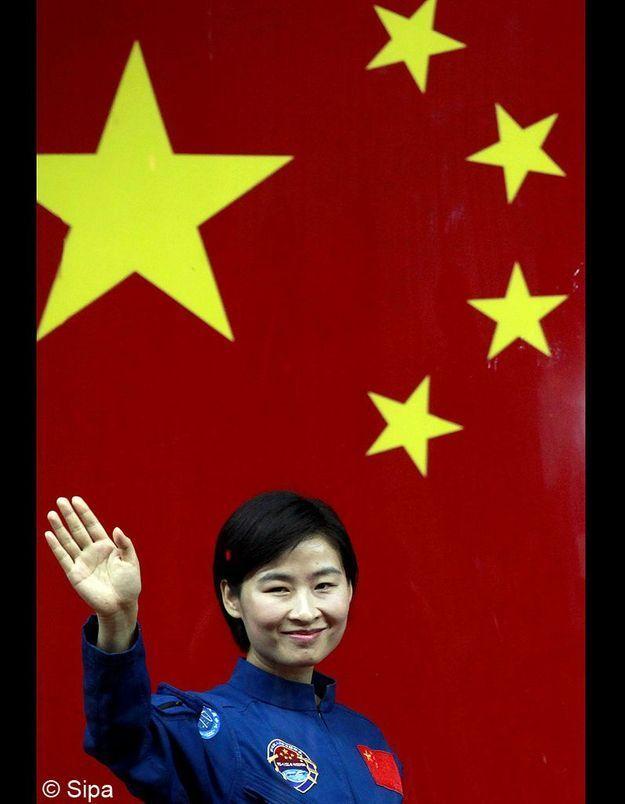 Liu Yang pour le 1er voyage de cette Chinoise dans l'espace