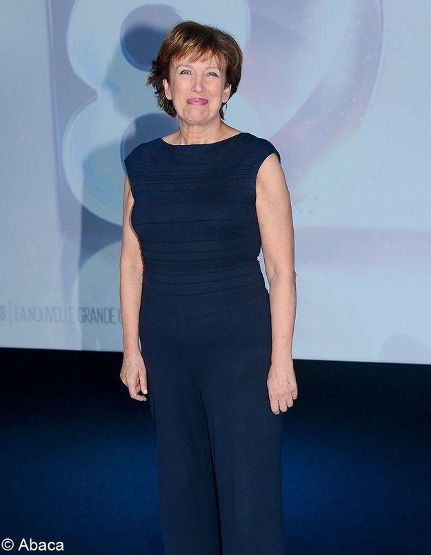 Roselyne Bachelot pour sa reconversion d'ex-ministre à animatrice