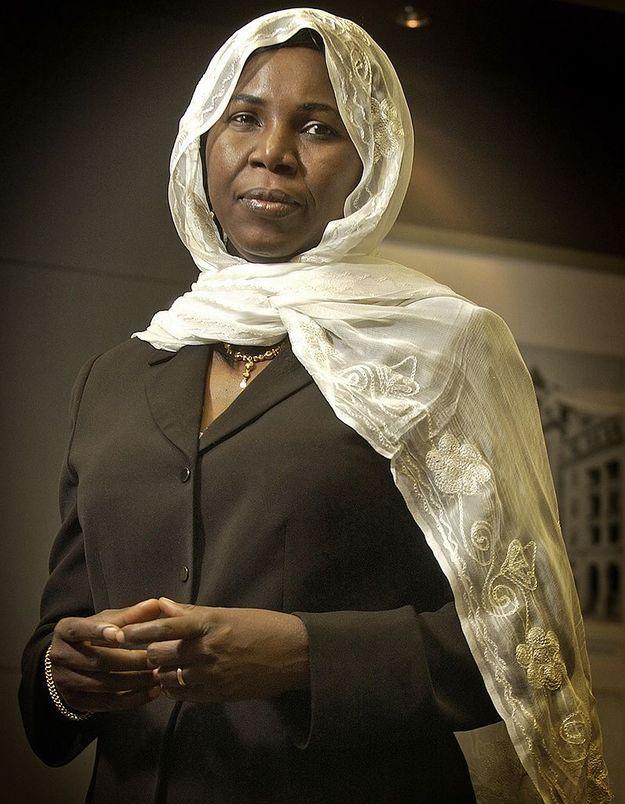 Hauwa Ibrahim, la première avocate du Nigeria