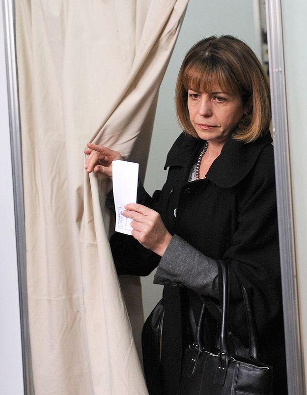 Yordanka Fandakova, la maire de Sofia