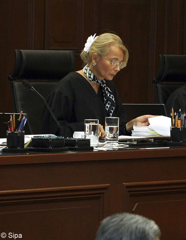 La juge Olga Sanchez souhaite sa libération