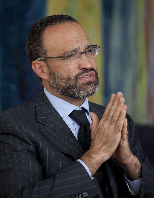 Agustin Acosta, l'avocat mexicain de la Française