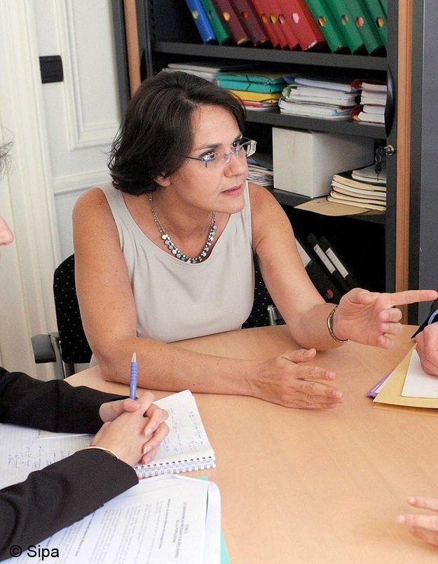 Nathalie Bécache procureur de la République de Créteil