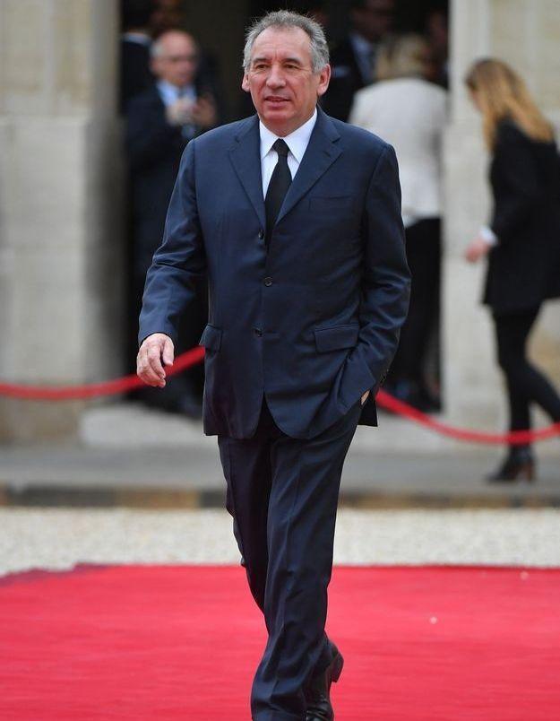François Bayrou, 65 ans