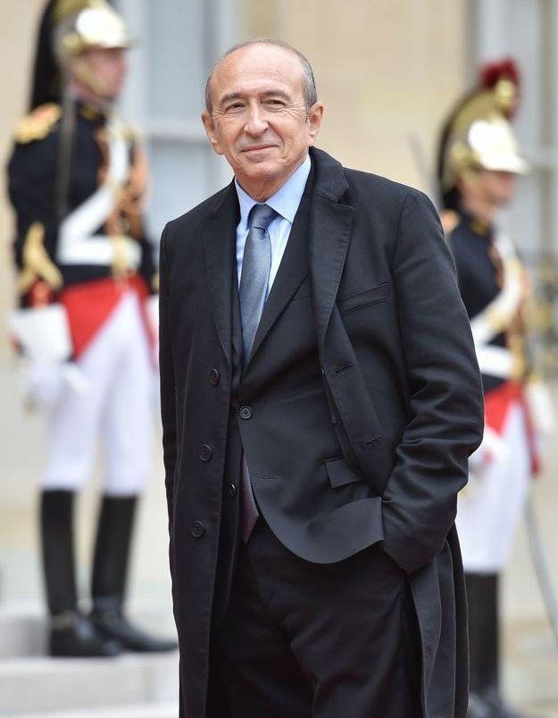 Gérard Collomb, 69 ans