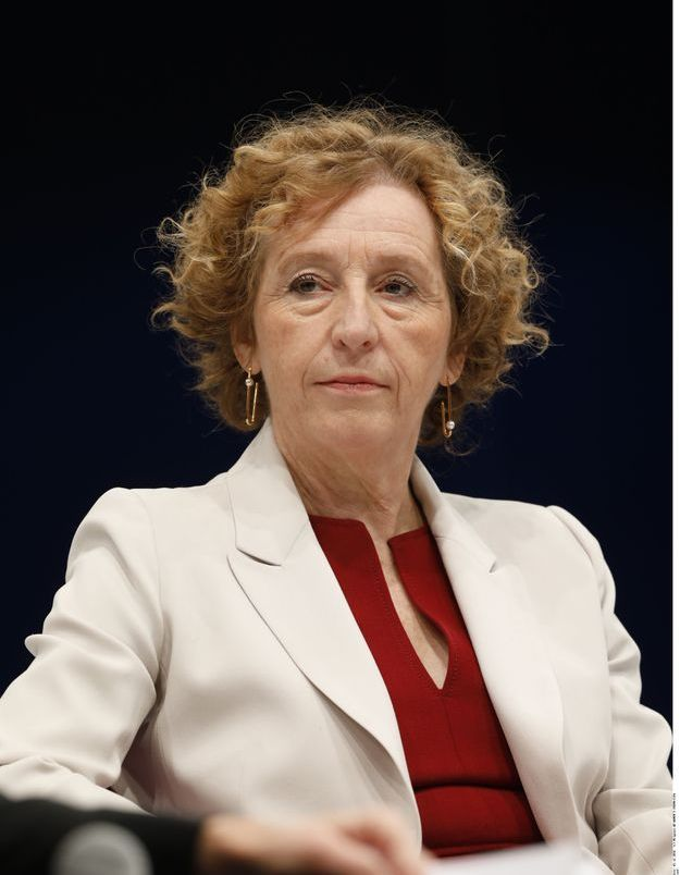 Muriel Penicaud, 62 ans